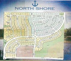 NORTH SHORE! New development in Papillion!