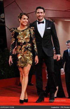 snyggnoomi i snygg klänning