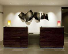 Baronette Renaissance Hotel lobby interior design