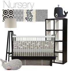 whale baby nursery | Whale Nursery.... I wish!