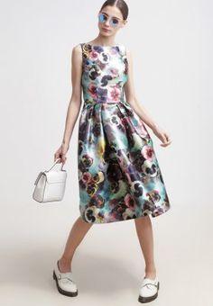 Zomerjurken Chi Chi London ALYSSA - Korte jurk - multicoloured Multicolor: € 50,95 Bij Zalando (op 29-12-15). Gratis bezorging & retournering, snelle levering en veilig betalen!