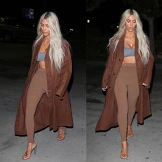 Evaluate the Kendall Jenner style record, the most beneficial looks put on by on trend Kendall. Kendall Jenner Body, Kendall Jenner Outfits, Kardashian Style, Kardashian Jenner, Kim K Style, My Style, Classic Style, Street Style, Fashion Seasons