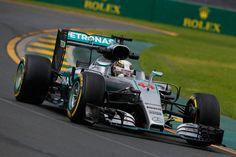 Mercedes-AMG W07 F1
