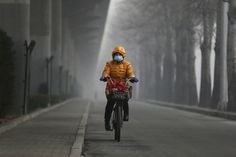 Killer air pollution in China linked to 1.2 million deaths in 2010.