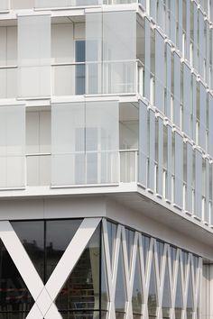 Park Tower, Anversa, 2014 - Studio Farris Architects