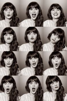 Zooey Deschanel -