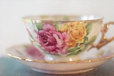 """""""One of my personal FAVORITES!""""   Teacup Dreams...It is a DREAM...really very pretty! (-:"""
