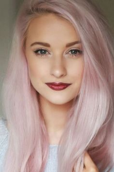 Pastell-Haare