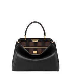 Image result for fendi lining in handbags Fendi, Gucci, Ysl, Hermes Kelly, Givenchy, Versace, Burberry, Chloe, Prada