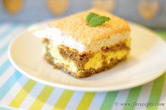Veľkonočný tvarohovo orieškový koláč bez múky :: Fitrecepty