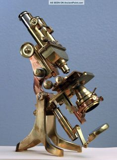 j_swift__son_london_antique_all_brass_transitional_binocular_microscope_c1910_6_lgw.jpg (658×900)