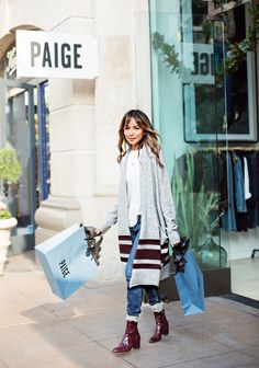 Holiday Shopping with Paige. – Sincerely Jules