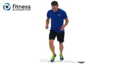 Jumping Rope Workout - 18 Minute Cardio Interval Workout  1 hetet bírok work out nélkül.