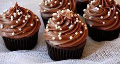 Σοκολατένια Cupcakes με επικάλυψη σοκολάτας: Σκέτη σοκόλαση!!! – Timeout.gr