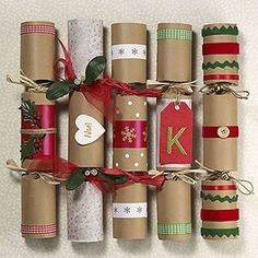 Peachy Crackers Templates And Products On Pinterest Easy Diy Christmas Decorations Tissureus