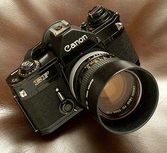 Canon EF 35mm SLR - 1973