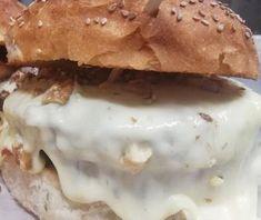 Burger al formaggio fuso Home Burger, Homemade Beef Burgers