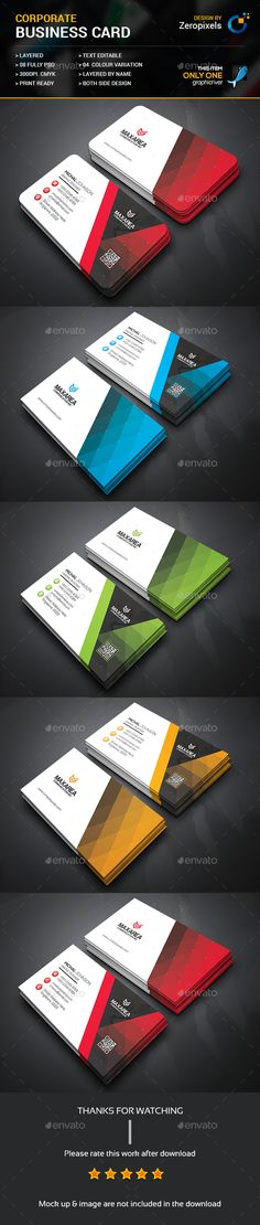 82 best business cards 2018 images on pinterest business cards buy business card by zeropixels on graphicriver features easy customizable and editable business card in with bleed cmyk color design in 300 dpi resolut accmission Gallery