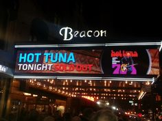 "Bill Robinson Blog/Article = Hot 'Effing' Tuna Takes the Beacon Theater By Storm = ""It's often been said, ""There's nothing like a Grateful Dead concert."" While that's certainly true, there is also nothing like a Hot Tuna concert..."" (Great photos too)"