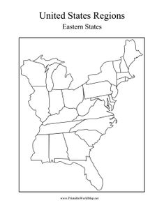 A Blank Map Of The State Of South Carolina Oriented Horizontally - Blank map of the us with mississipi