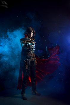 Captain Harlock (cosplay) by Yui-Lang