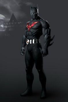 Arkham City - Batman Beyond
