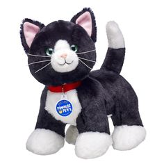 Promise Pets™ Tuxedo Cat | Build-A-Bear