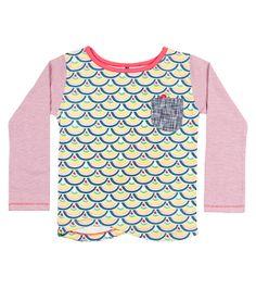 Oishi-m Belief Longsleeve Pocket T Shirt *NEW* *PRE-ORDER*