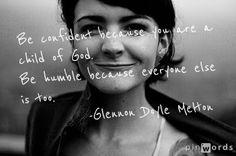 Glennon. Love her.