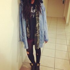 i want all her clothes omg