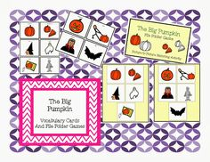 Book Of the Month for October! Big Pumpkin