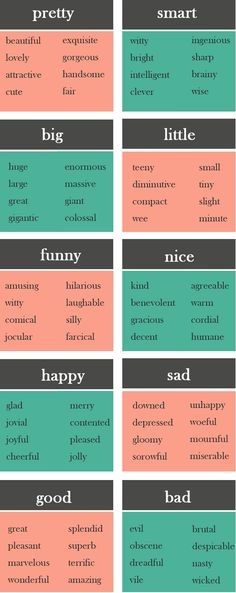 10 Boring Words and What to Use Instead - learn English,words,synonyms,english #futerock #english #ingles #aprenderingles #estudaringles