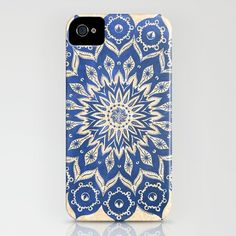 ókshirahm sky mandala iPhone Case by Peter Patrick Barreda - $35.00