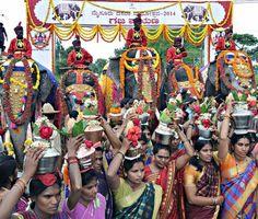 #MysoreDasara. The symbolic march of elephants from the jungle camps to Mysore,signalling the countdown for the festivities. #Mysore #Dasara #MysorePalace #Hotels #Tourism #KarnatakaTourism #KSTDC #CauveryTourismAuthority #Incredibleindia #ChinaoutboundTourism