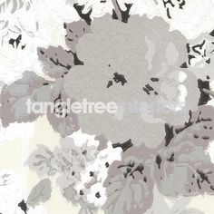 Wild Flora wallpaper from Anna French - BOU NW 083 Chalk