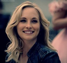 Miss Caroline Forbes from Vampire Diaries. I highly advise that you watch it