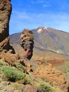 Canario, Mount Rainier, Deserts, Mountains, Water, Travel, Outdoor, Canary Islands, Volcanoes