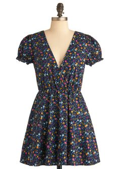 Flower to the People Dress | Mod Retro Vintage Dresses | ModCloth.com