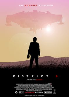 POSTER District 9 (2009) | Directed by: Neill Blomkamp / Starring: A ha elfo Copley, Jason Cope, David James #poster