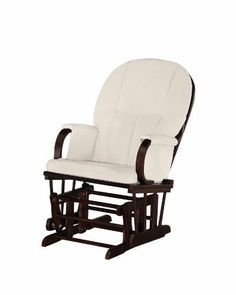 ... Dorel Glider Rocker chair provides the comfort of a rocking chair with