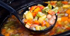 Healthy living at home devero login account access account Slow Cooker Soup, Slow Cooker Recipes, Crockpot Recipes, Diet Soup Recipes, Healthy Recipes, Eat Healthy, Easy Recipes, Easy Mashed Potatoes, Breakfast Food List