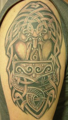 Celtic  Tattoo by 2Face-Tattoo.deviantart.com