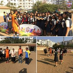 The youngsters of Sinhagad Spring Dale School, Ambegaon learned about the game in a workshop conducted by FC Pune City! #GrassrootsFootball #fashion #style #stylish #love #me #cute #photooftheday #nails #hair #beauty #beautiful #design #model #dress #shoes #heels #styles #outfit #purse #jewelry #shopping #glam #cheerfriends #bestfriends #cheer #friends #indianapolis #cheerleader #allstarcheer #cheercomp  #sale #shop #onlineshopping #dance #cheers #cheerislife #beautyproducts #hairgoals #pink…