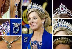 Perfil.com | Fotogaleria | Las joyas de la reina Máxima