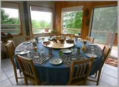 The Moon and Sixpence B & B B & B, Outdoor Furniture, Outdoor Decor, Canada, Moon, Table, Home Decor, The Moon, Decoration Home