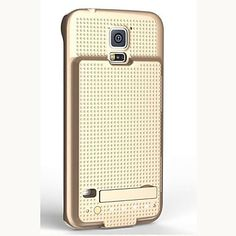 3500mAh External Battery Case Backup Power Bank Charger Cover for Samsung Galaxy S5 - USD $ 26.99