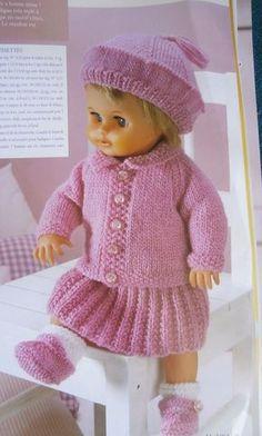 Un autre modèle d'habits , à bientôt pour d'autres !!!!