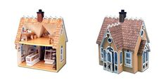 Tiny and Super Cute Bakery Dollhouse! | Über Cute of the Day