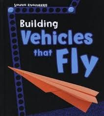 Building Vehicles that Fly (Young Engineers): Uses engaging nonfiction text and hands-on projects to help young readers explore real-life flying vehicle engineering projects, including the science behind how these vehicles are planned and built. Paper Engineering, Engineering Projects, Stem Science, Science Experiments, Paper Airplane Folding, Young Engineers, Flying Vehicles, Youth Services, Science Curriculum