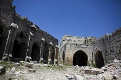PHOTO: External damage at #Syria&#039